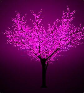 Светодиодные деревья Сакура, Клен, Яблоня